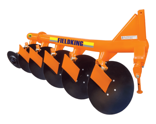 Mounted Disc Plough2