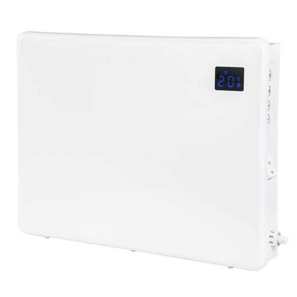 500W Slimline Digital Panel Heater